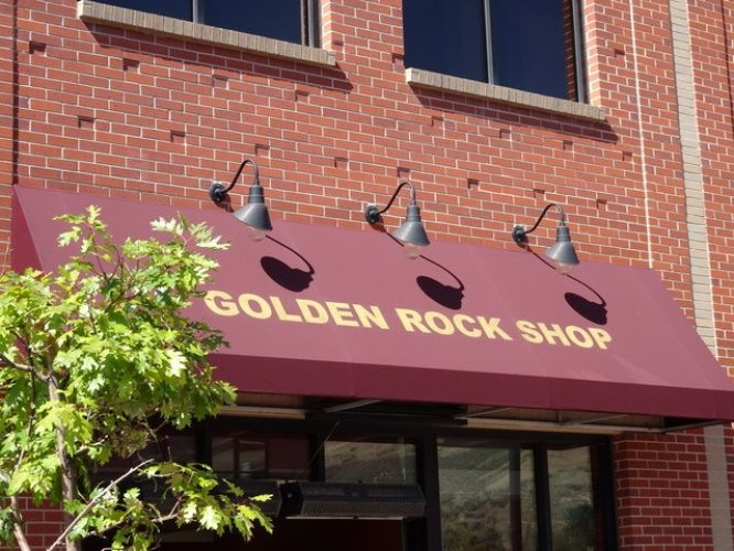 Golden Rock Shop pic small
